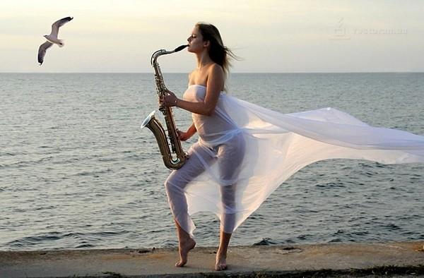 Инструментальная музыка...