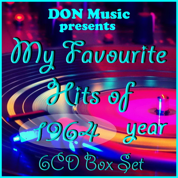 VA - My Favourite Hits of 1964 (2016)