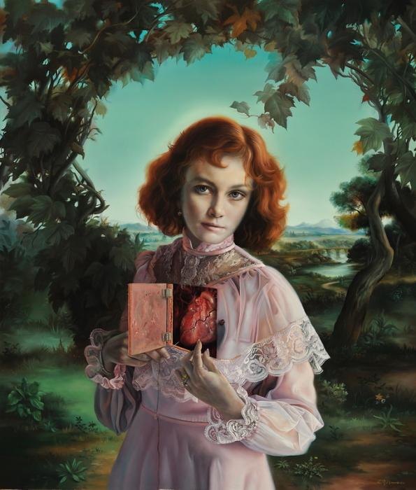 Коробка с сюрпризом, или сердечных дел мастер. Автор: David Michael Bowers.