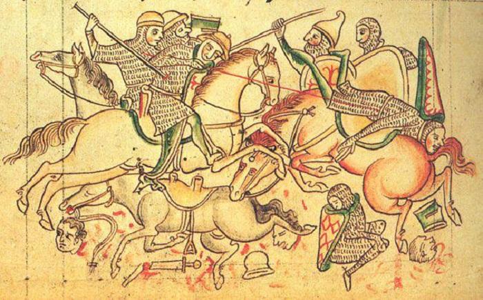 Средние Века были временем междоусобиц по всей Европе.